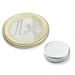 Neodymium Magnet Ø12mm