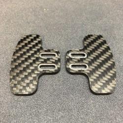 Palettes Carbone F1 et GT3